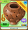 Outback-Imports Woven-Pot Brown