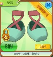 Rareballetshoes