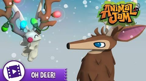 Animal Jam - Oh Deer