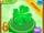 Display Four-Leaf Clover