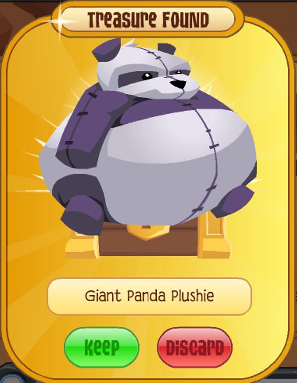 Giant Panda Plushie   Animal Jam Wiki   FANDOM powered by ...