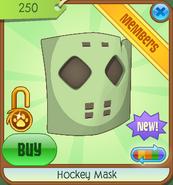 Hockey Mask ed1 green