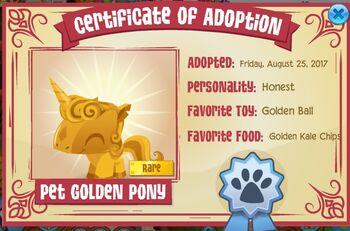 The Animal Jam Friendship Community: Newest Promo Pets!