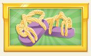 Rare-Item-Monday Rare-Rope-Sandals