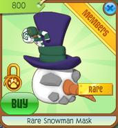 Snowman rare