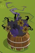 Den BETA-Flower-Barrel