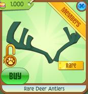Shop Rare-Deer-Antlers