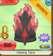 Epic-Wonders Flaming-Tiara Red