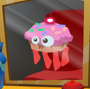 Pet-Stop Jellyfish Cupcake