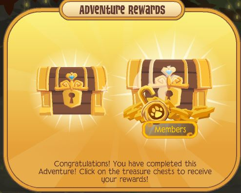Animal jam twists and turns prizes for students