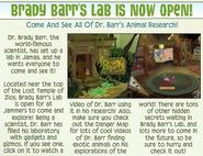 Jamaa-Journal Vol-030 Brady-Barrs-Lab