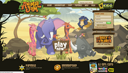 Animal jam homepage!