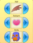 Pet penguin patterns 4