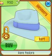 Shop Rare-Fedora