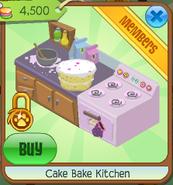 Cake bake kitchen clicked 2