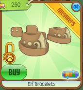Elf Bracelets brown
