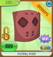 Hockey Mask ed1 red