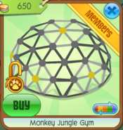 MonkeyJungleGym Gray(7)