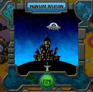 Gamplay of Phantom Invasion