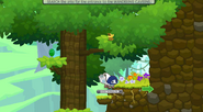 The Hidden Falls hidden tree treasure