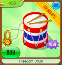FreedomDrum