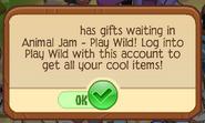 Membership Play-Wild-Gifts