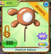 Phantom Balloon orange