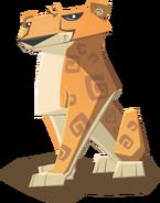 Cheetah Graphic
