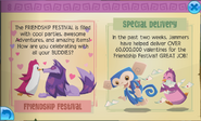 Animal Jam Friendship Festival