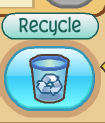 Recycle-Button