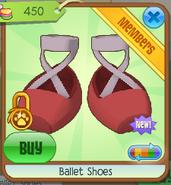 Ballet shoes6