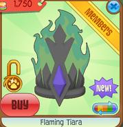 Epic-Wonders Flaming-Tiara Purple