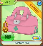 Medical-Center-Shop Doctors-Bag Pink