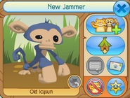 New jammer example