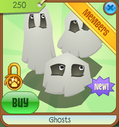 Shop Ghosts