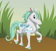 Arabian Horse Alpha Armor Glitch
