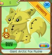 Giantarcticfoxplushie6