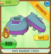 Shop Rare-Baseball-Cleats