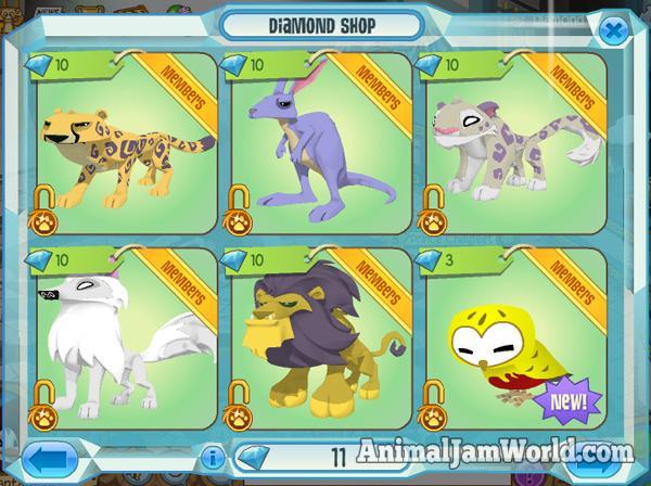 Image Aj Diamond Shop Animals Jpg Animal Jam Wiki