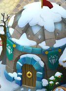 Diamond-Shop Snow
