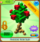 Pixelated Rose Bush