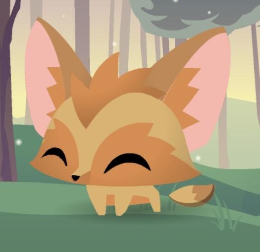 Pet Fennec Fox Animal Jam Wiki Fandom Powered By Wikia