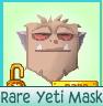 Item Rare-Yeti-Mask brown