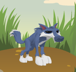 File:A Wolf When First Created.PNG