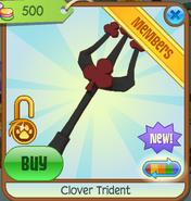 Clover trident07