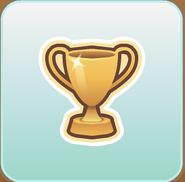 JAG Stamp trophy