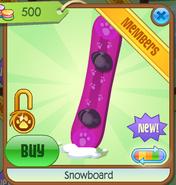 Shop Snowboard Pink