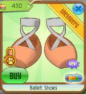 Ballet shoes7