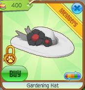 Gardening hat 3