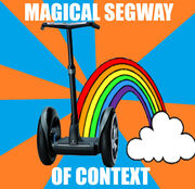 Magical segway of context by spoonymcfork-d5bej2t